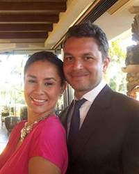April and Zach Salas