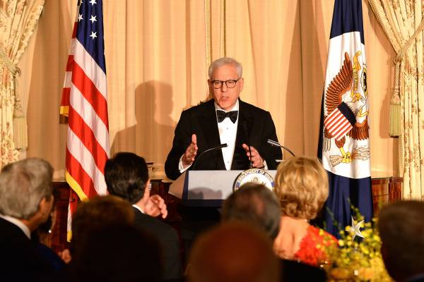 David Rubenstein, by U.S. Department of State from United States [Public domain], via Wikimedia Commons