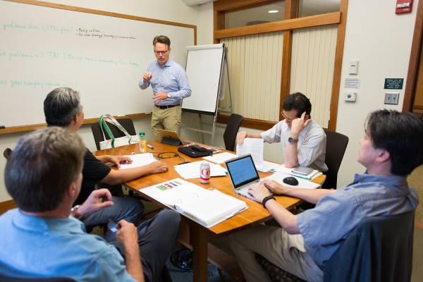 Tuck Advanced Management Program Participants