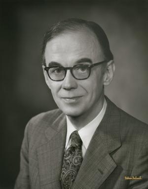 Dean Emeritus John Hennessey