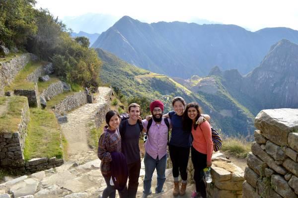 Paganucci Fellows in Peru