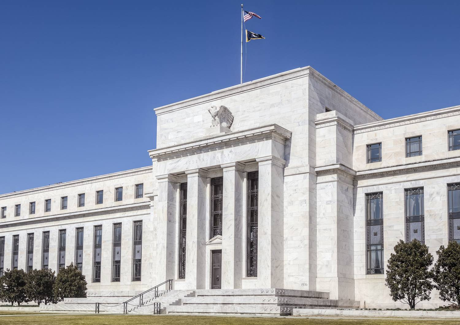 iStock: U.S. Federal Reserve