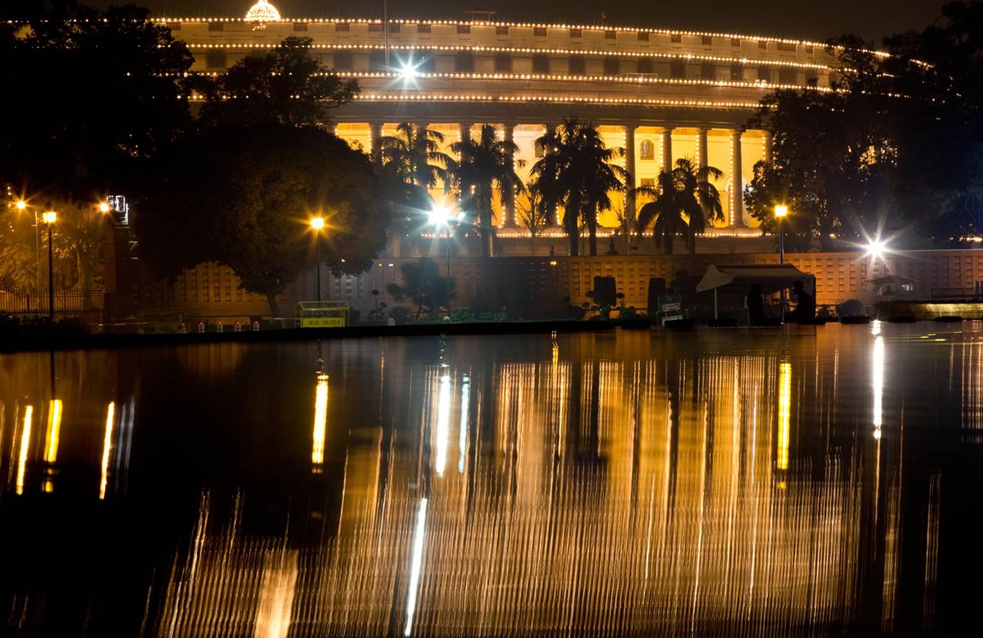 India parliament building
