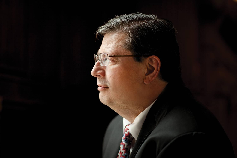 Richard D'Aveni, the Bakala Professor of Strategy