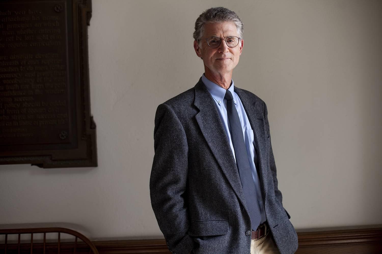 Peter Fisher, Tuck Professor