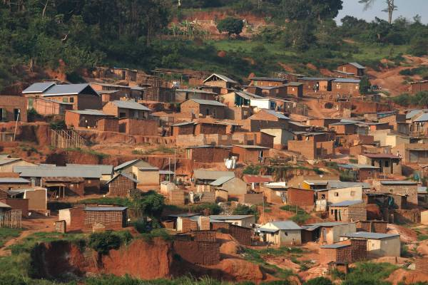 Uganda neighborhood