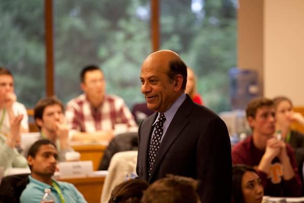 Tuck Professor Vijay Govindarajan