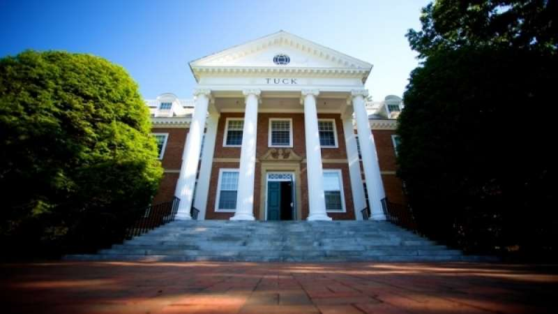 tuck school of business mba essays New hampshire—home of dartmouth college's tuck school of business—may send top business schools have mba essay analysis columbia business school.