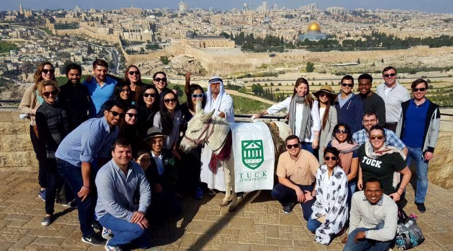 tuck-mba-global-insight-expedition-israel-team.jpg
