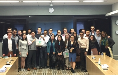 The Tuck 360 Blog | Tuck Students Visit Top-Tier VC Firms in Silicon