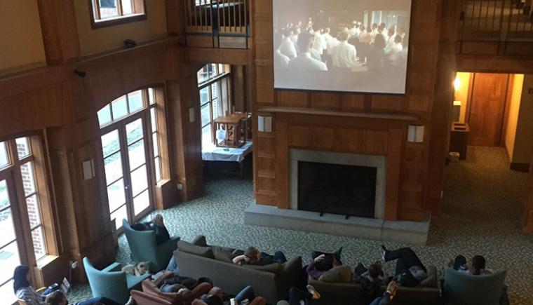 Tuck Initiative for Women Symposium Hidden Figures Screening