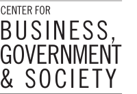 Center for Business, Government & Society