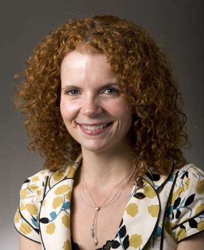 Tuck Senior Associate Director of Marketing Nancy Granada