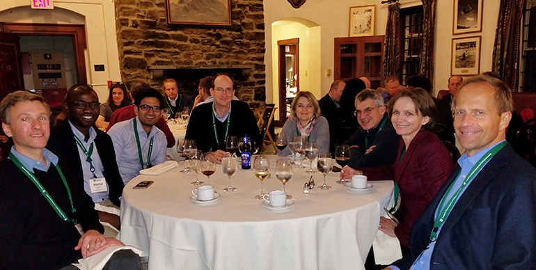 Center for Private Equity and Entrepreneurship Research Conference Dinner