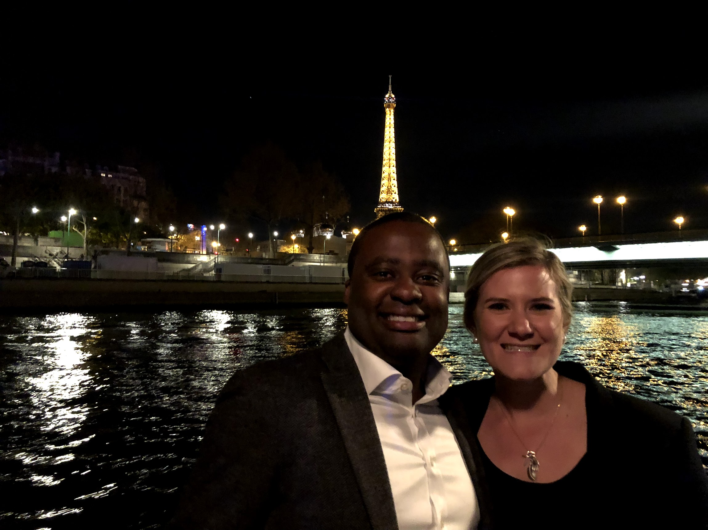 Graduate Business Forum's 36th annual Graduate Business Conference (GBC) in Paris, France