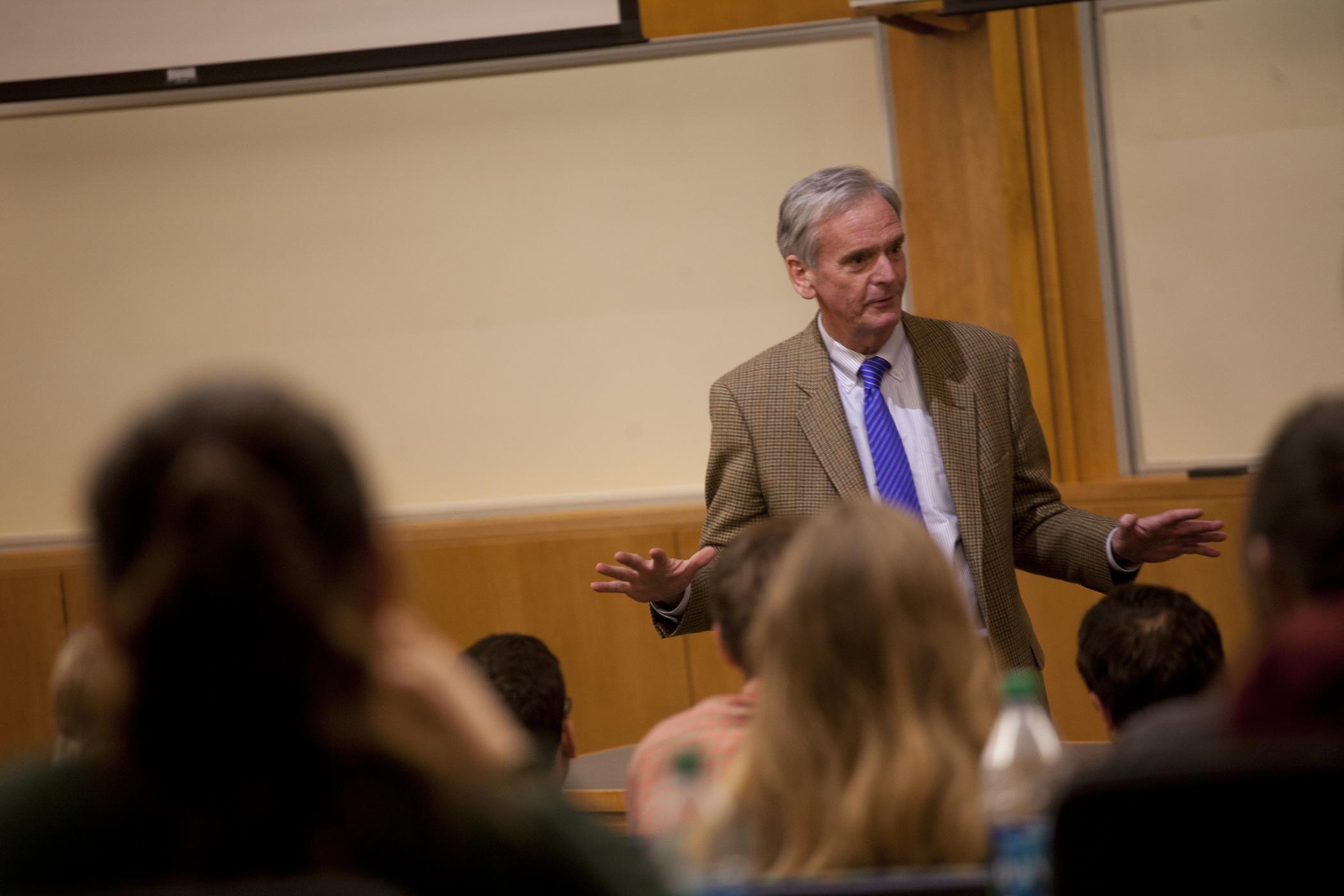 Killingstad Insight Series: Senator Judd Gregg on the Future and Federal Debt