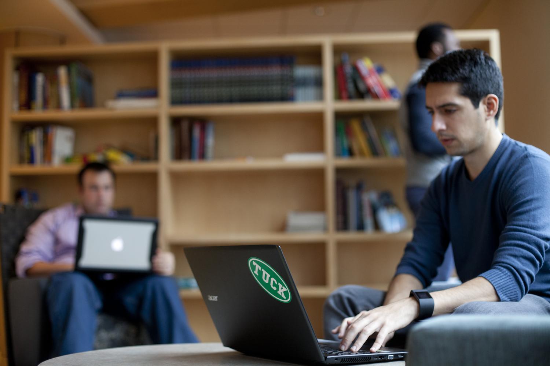 Tuck school of business application essays
