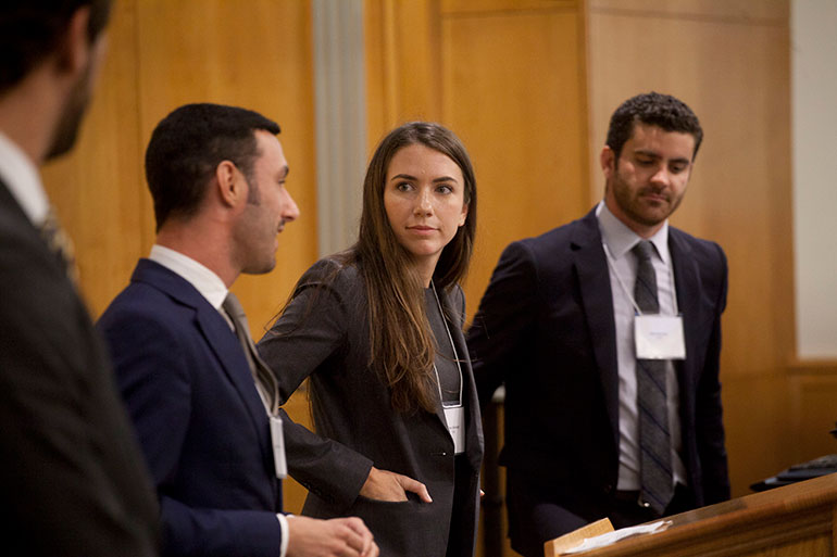 Tuck Students Compete in Venture Capital Investment Competition
