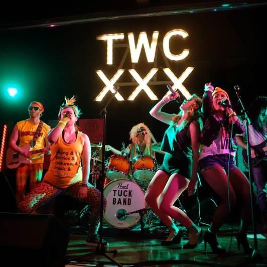 Leadership, Love, Camaraderie: The Tuck Band