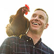 Pete and Gerry's Jesse Laflamme '00 (Bridge '99) and the scrambled supply chain of eggs during COVID