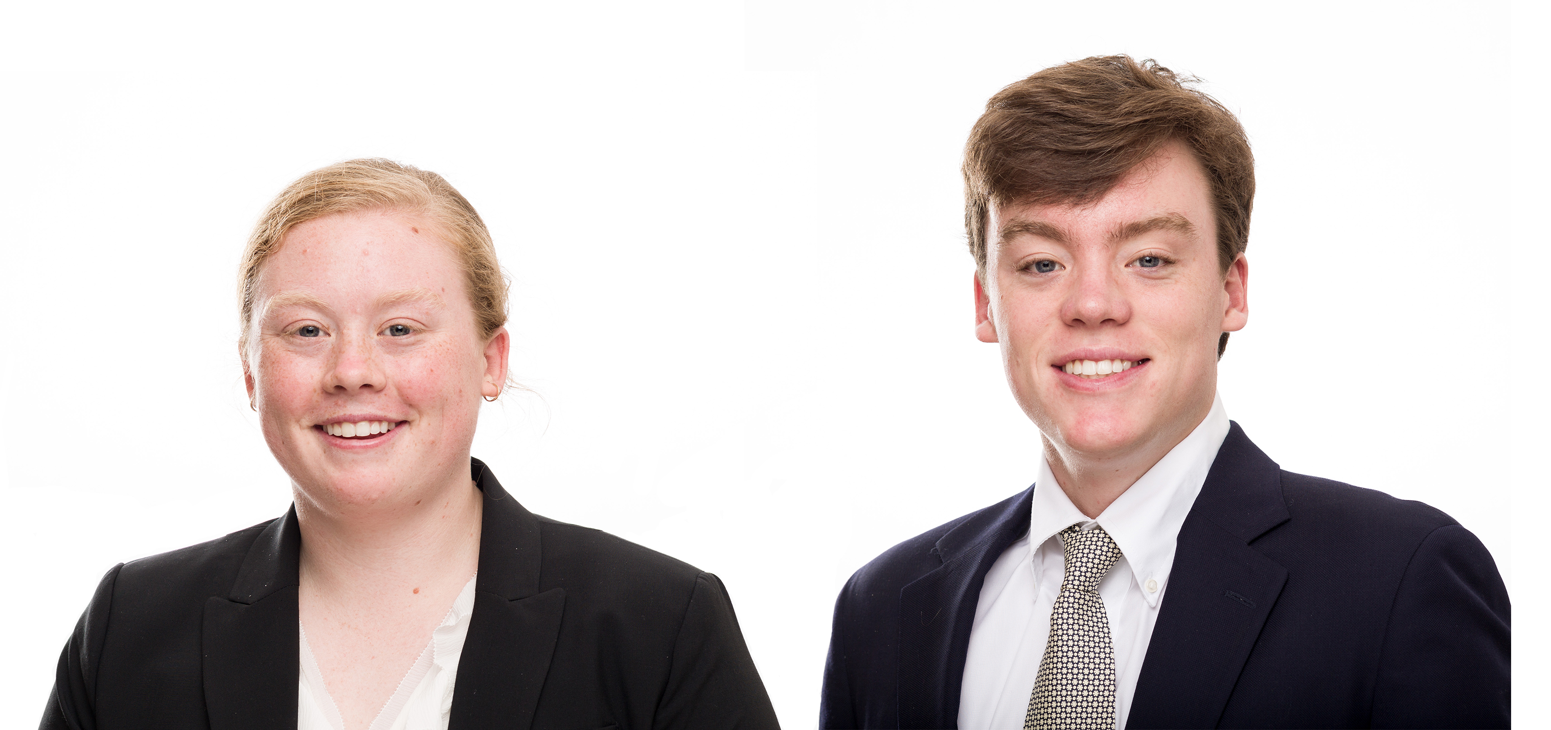 Tuck Bridge Stories: Billy and Katie McGahan
