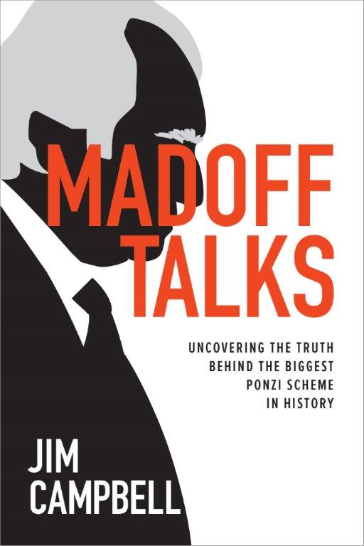 Madoff Talks book cover