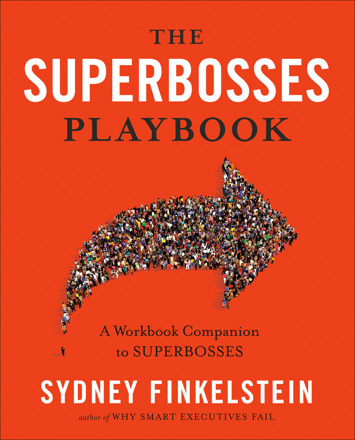 Superbosses Playbook cover