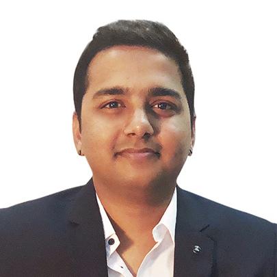 Raj Chourasia T'21
