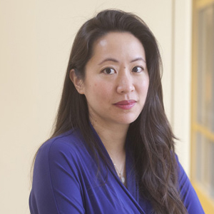Ellie Kyung, associate professor of business administration