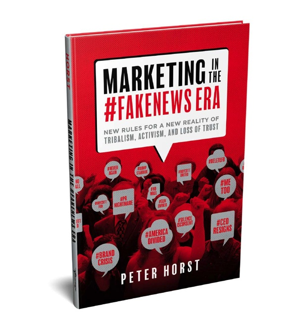 Marketing in the Fake News Era book cover