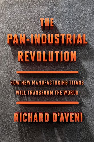 The Pan-Industrial Revolution Book Cover