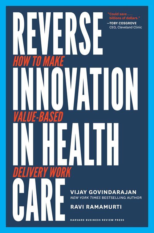 Reverse Innovation in Health Care Cover