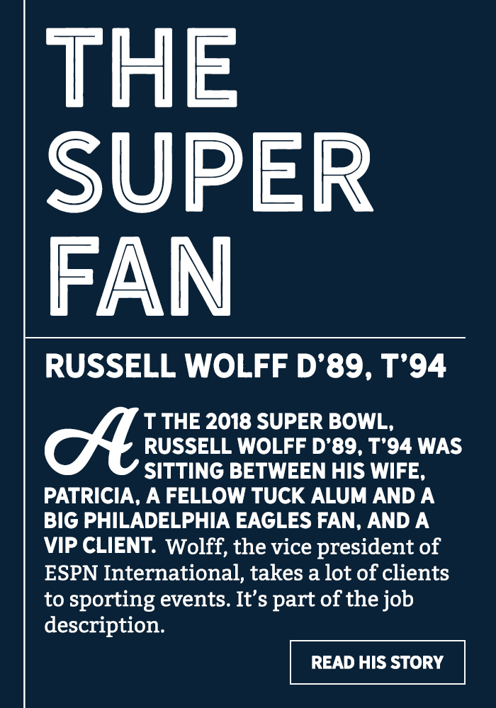 the super fan tile