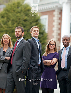 2014 MBA Employment Report