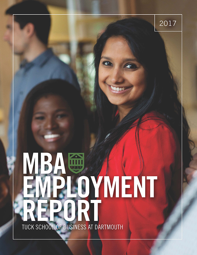 2017 MBA Employment Report